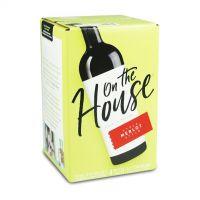 On The House Merlot 30 Bottle