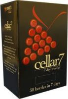 Cellar 7 Spanish Rojo 30 Bottle Wine Kit