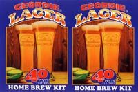 Geordie Lager 40 Pint Kit