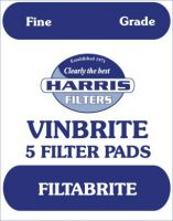 Harris Filtabrite Fine Grade Filter Pads