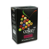 Cellar 7 Raspberry & Cassis 30 Bottle Wine Kit