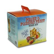 Youngs Peach And Passion Fruit Cider Kit
