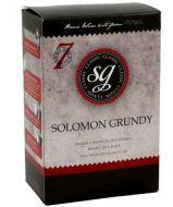 Solomon Grundy 30 Bottle Medium Dry White