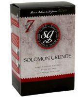 Solomon Grundy 30 Bottle Medium Dry Red