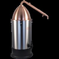 T500 Boiler Alembic Copper Dome And Alembic Copper Condensor