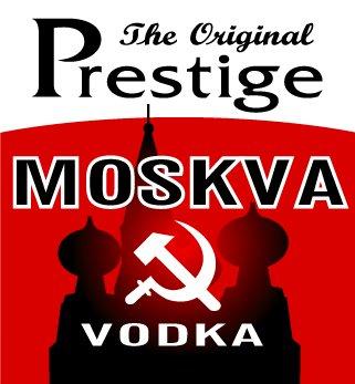 Prestige Moscow Vodka 1000ml