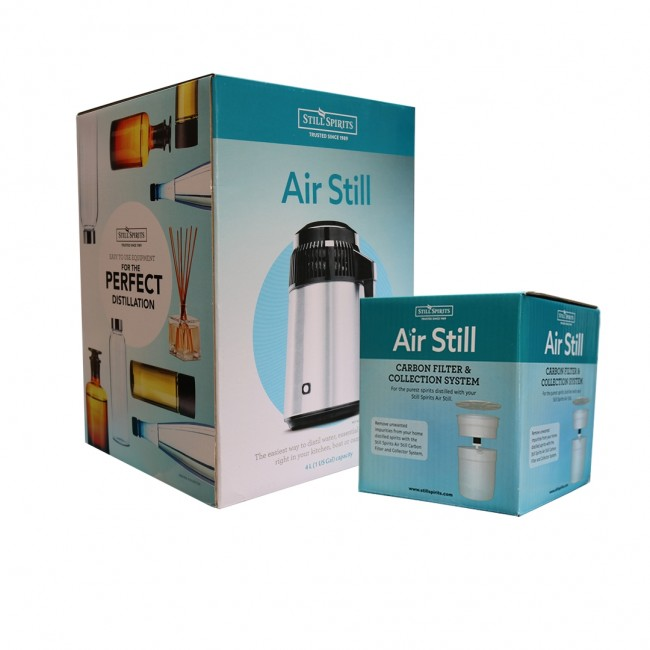 Still Spirits Air Still And Still Spirits Air Still Carbon Filter And Collector System 2.5 Litres