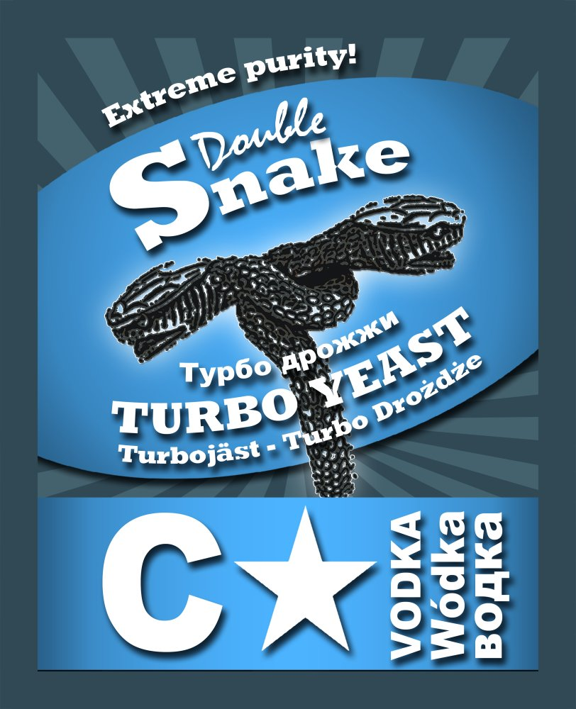 Double Snake C-Star Turbo Yeast