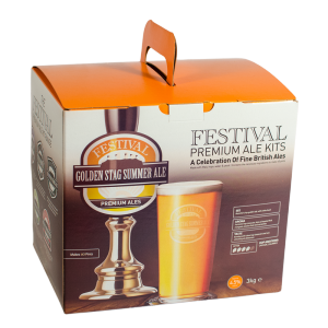 Festival Golden Stag Summer Ale