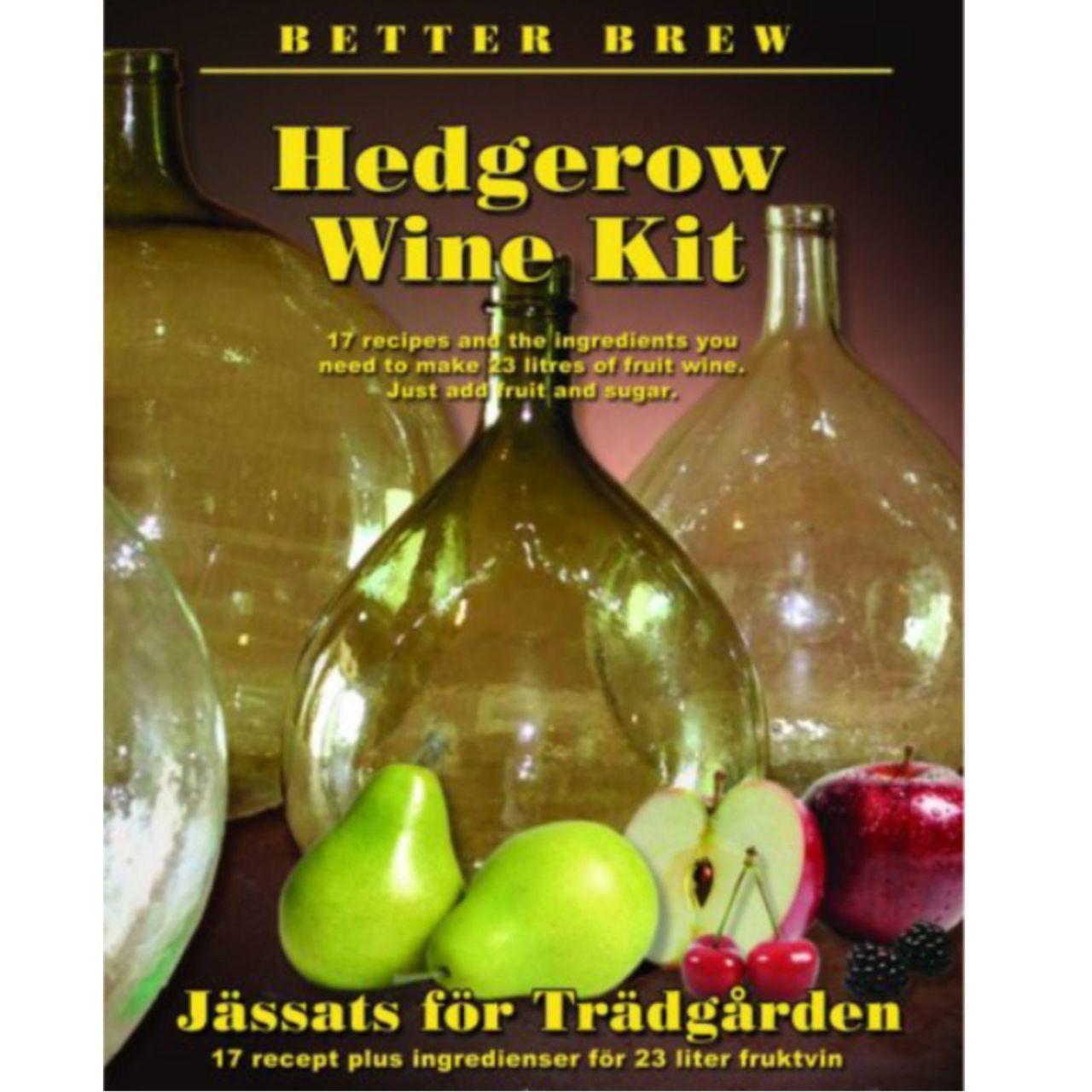 Hedgerow Wine Kit