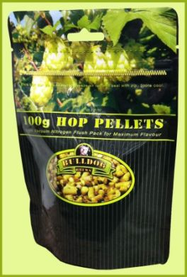 East Kent Goldings Hop Pellets 100g