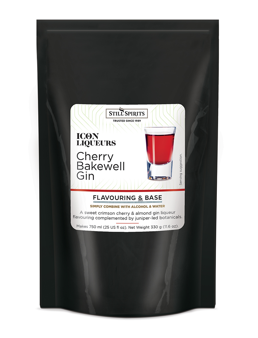 Still Spirits Icon Cherry Bakewell Gin (Limited Edition)