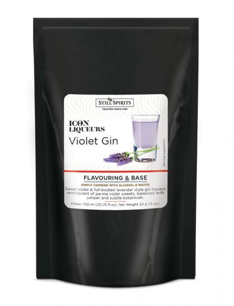 Still Spirits Icon Violet Gin