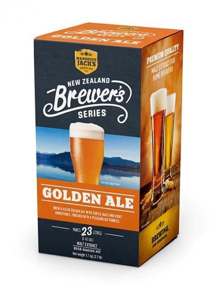Mangrove Jacks New Zealand Series Golden Ale 1.7KG