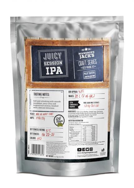 Mangrove Jacks Juicy Session IPA (Limited Edition)
