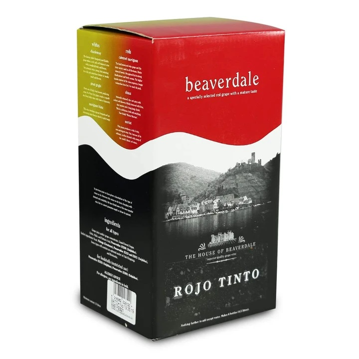Beaverdale Rojo Tinto 6 Bottle