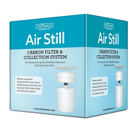 Still Spirits Air Still Carbon Filter And Collector System 2.5 Litres