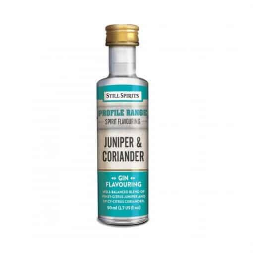 Still Spirits Profile Range Juniper And Coriander 50ml