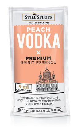 Still Spirits Peach Vodka Shotz