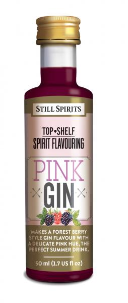 Still Spirits Top Shelf Pink Gin 50ml