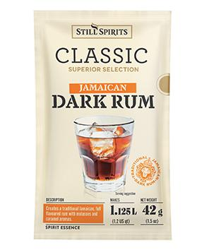 Still Spirits Classic Superior Selection Jamaican Dark Rum (Twin Pack)