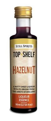 Still Spirits Top Shelf Hazelnut 50ml