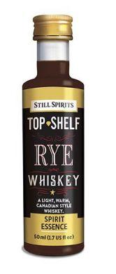 Still Spirits Top Shelf Rye Whisky 50ml