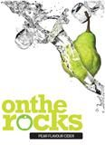 On The Rocks Pear Flavoured Cider