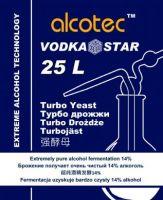Alcotec Vodka star Turbo Yeast