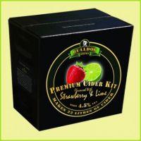 Bulldog Strawberry & Lime Cider