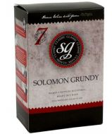 Solomon Grundy 30 Bottle Medium Dry White