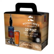 Woodfordes Norfolk Ale Admirals Reserve 32 Pint Beer Kit