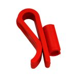 Red Clip For Syphon Tube (For Rigid Tube)