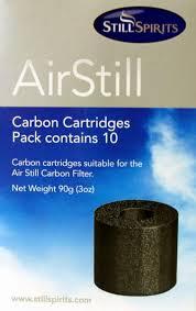 Still Spirits AirStill Carbon Cartridges Pack Of 10