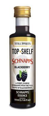 Still Spirits Top Shelf Blackberry Schnapps 50ml