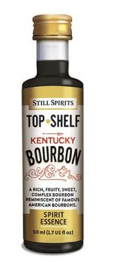 Still Spirits Top Shelf Kentucky Bourbon 50ml