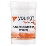 Youngs Cleaner/Steriliser 100g