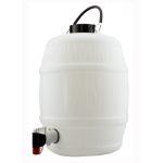 25 Litre Pressure Barrel With Vent Cap