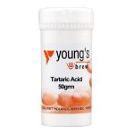 Youngs Tartaric Acid 50g
